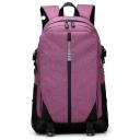 Designer Laptop USB Charging Port Backpack College Backpack
