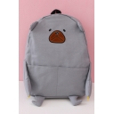 Cute Cartoon Bear Pattern School Bag Backpack for Junior 30*10*40 CM
