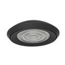 Workshop Garage Dome Warehouse Light Aluminum 150W Energy Saving Black LED Suspension Light