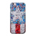 Popular Comic Star Pattern Polish Mobile Phone Case for iPHone