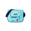 Cute Cartoon Pattern School Shoulder Messenger Bag 34*26*9 CM