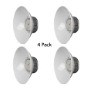 1/4 Pack 1 Head Bay Lighting Aluminum High Brightness 200W LED Warehouse Light for Garage Factory