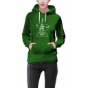 DONT BELIEVE ANYTHING YOU SEE Letter Eye Printed Drawstring Long Sleeve Pocket Hoodie