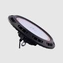 100W Slim UFO LED High Bay Lighting Waterproof Aluminum Hanging Light in Warm/White for Factory