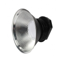 Black/Silver Cone LED Warehouse Light 150W High Brightness Aluminum Ceiling Light for Stadium