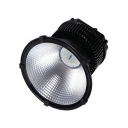 Commercial Long Life 100W Bay Light 1 Head Aluminum LED Pendant Lamp in Black for Garage Factory