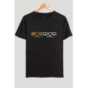 Popular Letter DOG MOM Printed Short Sleeve Round Neck Cotton Loose T-Shirt