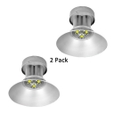 1/2 Pack Aluminum Bay Lighting Industrial Workshop Factory Long Life 100W High Bay Light
