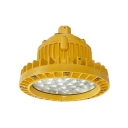 Factory Showroom UFO High Bay Lighting 50W Aluminum Commercial LED Ceiling Light in Yellow