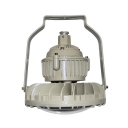 60W Round LED High Bay Lighting with Heat Sink Commercial Aluminum Ceiling Lamp for Garage