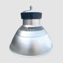 Aluminum Cone LED High Bay Lighting Workshop Garage 2 Size Option 150W Long Life Pendant Lamp