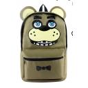Funny Cartoon Animal Printed Cute Ear Design School Bag Backpack 46*33*16cm