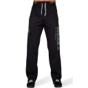 Popular Simple Fashion Letter Printed Drawstring Waist Loose Fit Casual Breathable Sport Sweatpants for Men