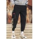 Men's Popular Fashion Camouflage Printed Street Trendy Multi-pocket Casual Loose Cargo Pants