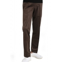 Men's New Fashion Simple Plain Corduroy Straight Dress Pants