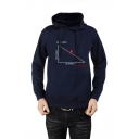 Popular Letter FIND X Graphic Printed Long Sleeve Casual Loose Hoodie