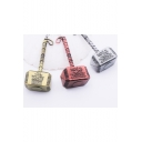 Hot Trendy Battle Axe Shaped Key Ring for Gift