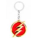 Cool Popular Flash Logo Pendant Key Ring