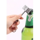 Creative Battle Axe Shaped Bottle Opener Key Ring