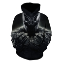 Cool Stylish 3D Printed Long Sleeve Sport Casual Hoodie