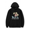 New Fashion The Big Lebowski Letter I LIKE YOUR STYLE DUDE Comic Figure Printed Long Sleeve Unisex Casual Pullover Hoodie
