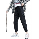Cool High Rise Elasticized Cuff Hip Hop Cargo Pants for Women