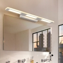 White/Warm White Square Wall Lighting Modern Iron Acrylic LED Wall Sconce for Vanity Bedroom