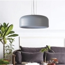Aluminum Dome Pendant Light with 39