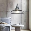 Nordic Style Wire Frame Pendant Lighting with 39