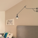 Wall Sconce Lights Antiqued 1 Light Wall Sconce Lighting with Metal Cone Shade for Corridor