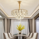 Multi Layer Chandelier Lamp 3/4 Lights 16