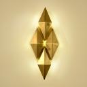 Golden 4/9-Light Sconce Light 7