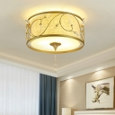 4/5 Lights Flush Ceiling Light 16
