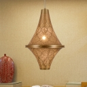 Flying Saucer Pendant Lamp Traditional 14