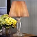 Urn-Shaped Table Lamp Modern Hand-Cut Crystal 12