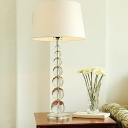 Global Reading Light Contemporary Clear Crystal 12