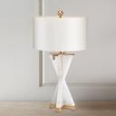 Shaded Task Light Nordic Fabric 16