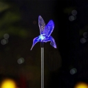 Flying Bird Color Changing Solar Powered LED Decorative Holiday Lighting for Outdoor