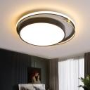 Circle Acrylic Ceiling Lamp Nordic 16
