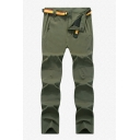 Summer Stretch Quick-Dry Outdoor Camping Breathable Hiking Pants