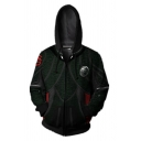 How to Train Your Dragon 3 Fashion 3D Printed Cosplay Costume Full Zip Hoodie