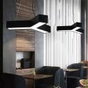 Branching Dining Room Ceiling Light Metallic 23.5