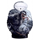 New Stylish Cool 3D Printed Long Sleeve Casual Sport Hoodie