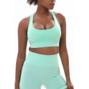Sexy Womens Set Scoop Neck Slim Fit Crop Tank & Shorts Co-ords