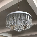 Plentiful Crystal Balls Hang Together Luxurious and Modern 19.6