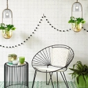 Nordic Oblong Pendant Light 1-Light Clear Glass Suspension Light in Gold with Plant Container