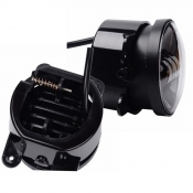 2x 30W 4 inch Cree Led Fog Light for Jeep Wrangler LJ JK TJ CJ Bumper Tractor