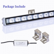 81W Waterproof LED Grow Lights Bar LED Plant Strip Lamp Red Blue 18 LEDs 0.9m