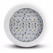 UFO 216W Full Spectrum LED Grow Light 72 LEDs 5000LM - White
