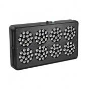 360W Apollo Series Led Grow Light Full Specturm 120 LEDs - Black
